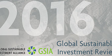 Global Sustainable Investment Review 2016
