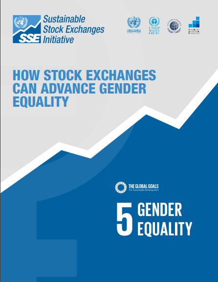 HOW STOCK EXCHANGES CAN ADVANCE GENDER EQUALITY
